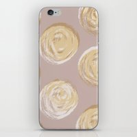 dot iPhone & iPod Skins featuring Dot by Katie L Allen