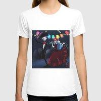 dia de los muertos T-shirts featuring Dia de los muertos by Lenore2411