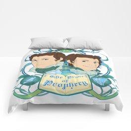 Team Grimm Comforters