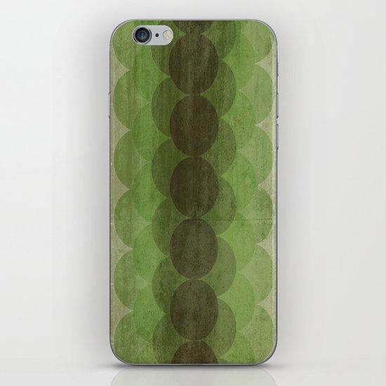 Round & Round  iPhone & iPod Skin