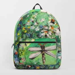 Dragonfly Summer Backpack