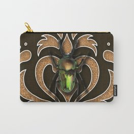 ELECTRIC BEETLE Carry-All Pouch