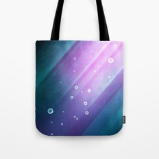 Mermaid Thoughts | Abstract Tote Bag