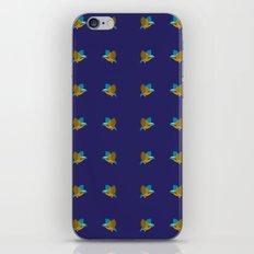 bird pattern iPhone & iPod Skin