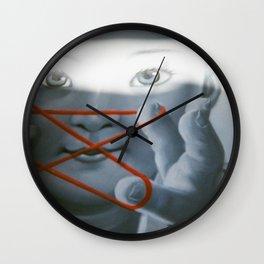 String Trick Wall Clock
