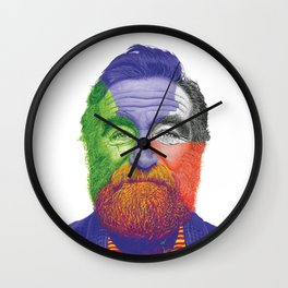 The Great RW Wall Clock