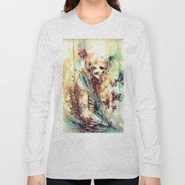 Rick Genest - Zombie Boy Long Sleeve T-shirt