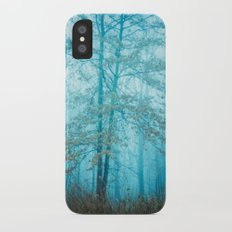 Love Remains iPhone X Slim Case