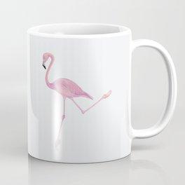 Flamingo prefers Ballet / Flamenco prefiere Ballet Clásico Coffee Mug