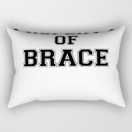 Property of BRACE Rectangular Pillow