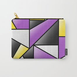 NB (pattern) Carry-All Pouch