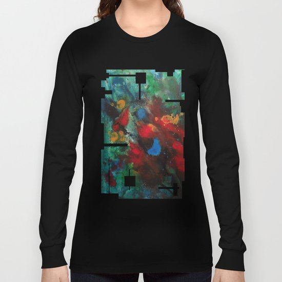 Cosmic Analysis No.1 Long Sleeve T-shirt