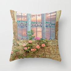 NEW HORIZONS Throw Pillow