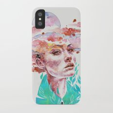 I Came to Earth to Haunt You Slim Case iPhone X