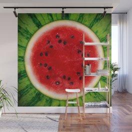 Watermelon <3 Wall Mural