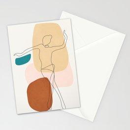 Summer Dance I Stationery Cards