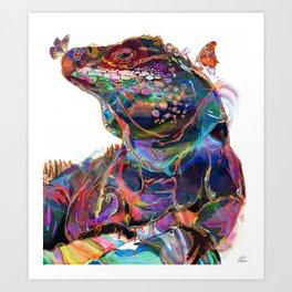 Kozah Art Print