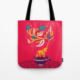 Eleplant Tote Bag
