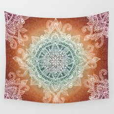 Burning With Desire Wall Tapestry
