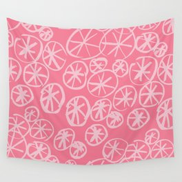 wheels Wall Tapestry