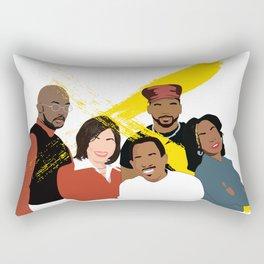 Marrtttiinnnn - Classic TV Rectangular Pillow
