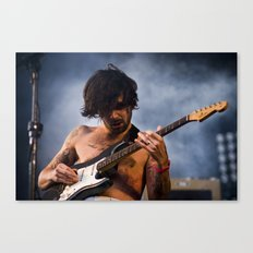 Biffy Clyro ANALOG zine Canvas Print