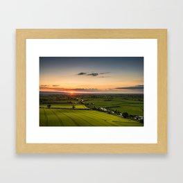 Portlaoise Framed Art Print