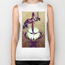Artemis - The Huntress Biker Tank