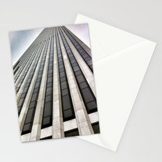 Scraping the sky Stationery Cards