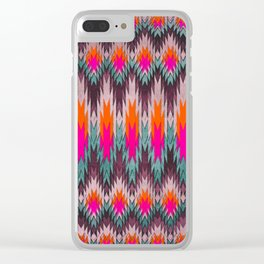 rapid fire (variant 2) Clear iPhone Case