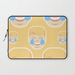 Trumpation - Tears of joy Laptop Sleeve