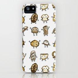 I Love Bread iPhone Case