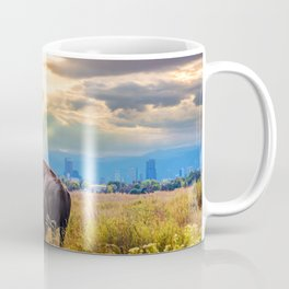 The Great American Bison Coffee Mug
