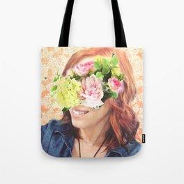 Vison of Beauty Tote Bag
