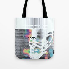acid blur Tote Bag