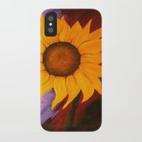 sister iPhone & iPod Cases featuring Sister by Jessica Nicole Pacheco