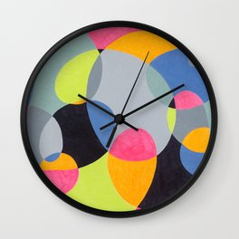 Things I Have No Words For Wall Clock