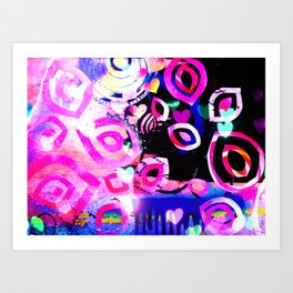 Passion 1 Art Print