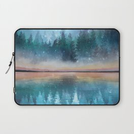 Evening Mist Laptop Sleeve