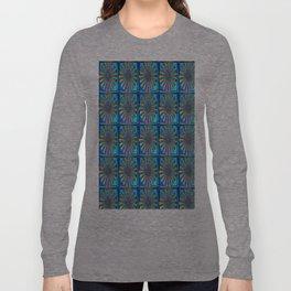 Blue Spectrum Long Sleeve T-shirt
