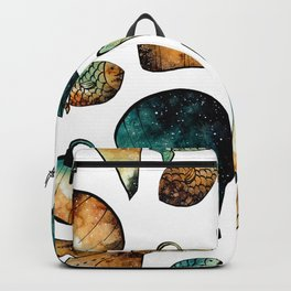 Galaxy Balloon Pattern 03 Backpack