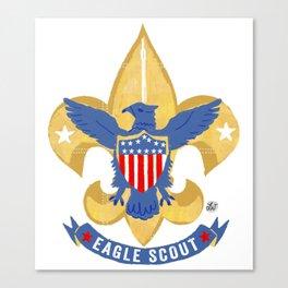 Eagle Scout Canvas Print