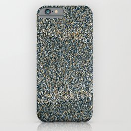 Gray Sand iPhone Case