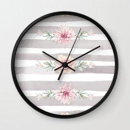maritim succulent Wall Clock