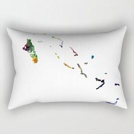 Bahamas Rectangular Pillow