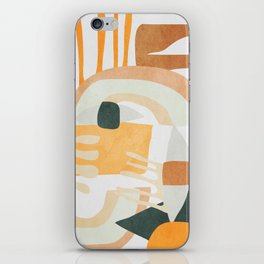 Abstract Art 10 iPhone Skin