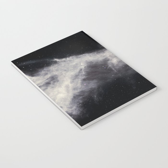 Moon and Clouds Notebook