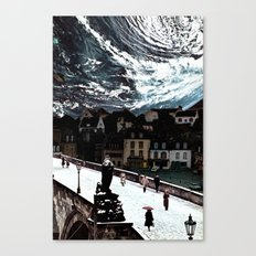 V i s i o n s Canvas Print