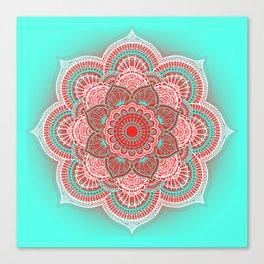 Mandala Lorana Canvas Print
