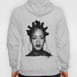 David's Portrait #1 Rihanna Hoody